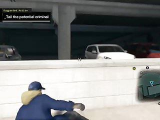 Watch el the hentai Watch dog - car on car bug