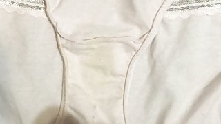 Panties that were sent to me
