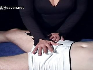 Gay black giving blowjob Thick woman in black giving oily handjob