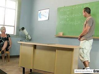 Redtube mature students Pervert student fucks mature teacher