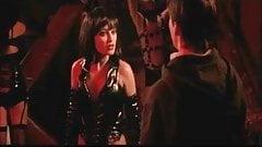 Monica Keena as a Domina