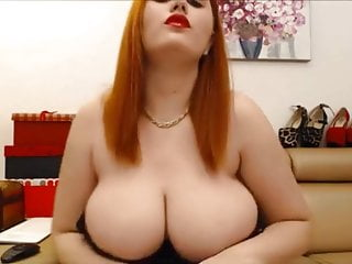 Natural red head tgp Red head huge boobs