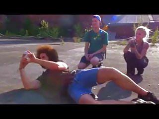 Erotic kissing clips - Swagruspanda erotic clip for blackstar rap tour