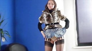 Get on the bus with Kirsty Blue