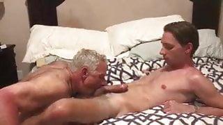 Twink top fuck older