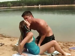 Cute ameature nude - Nude beach - cute enthusiastic teen fucked