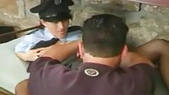 Prisoner Anal Fucking The Warden (by BabesTV)