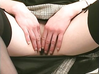 Blonde girls with big tits Hot blonde with big tits finger fucks her wet pussy