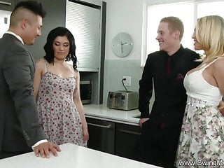 Shy wife fuck Husband commands his shy wife to fuck a total stranger