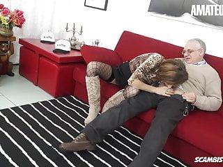 Firist time sex video Amateureuro - italian mature couple first time sex on cam