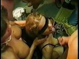 Lisa sparxxx gang bang record video American bukkake american gang bang record