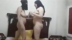 Arab Girls Are Playing