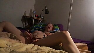 Sex with a buttplug