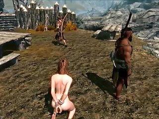 In peril pussy Perils of escaped skyrim slavegirl 20 edited