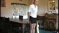 English Schoolgirl Disciplined