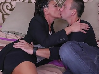 Free taboo sex videos - Mature mother having taboo sex with son