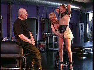 Woman sexualy abusing themselves porn Nina hartley and her cute slave enjoying themselves