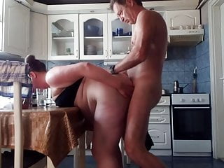 Milf amateur moaner Milf amateur woman kitchen