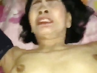 Old asian mature - Old asian slut cumfilled
