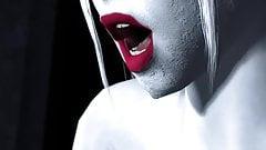 Asylum - batgirl e harley