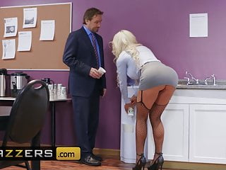Bentley shea naked Big tits at work - nicolette shea tyler nixon - water cooler