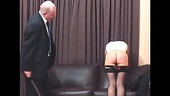 punish secretary