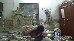 HORNY DESI WIFE FUCKING HARD WITH SERVANT, HINDI AUDIO