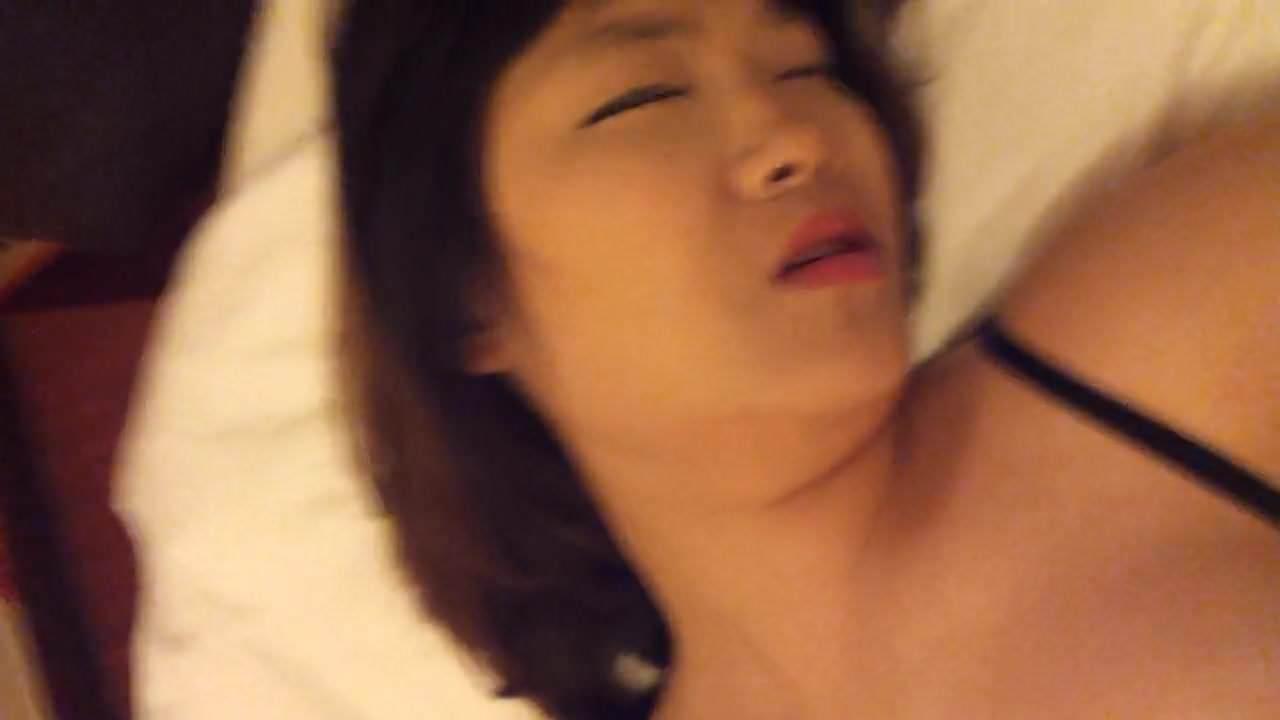 Korean girl with bdsm