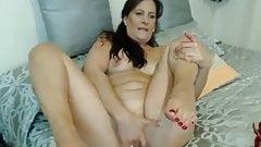Sexyvega Mature Solo Masturbation