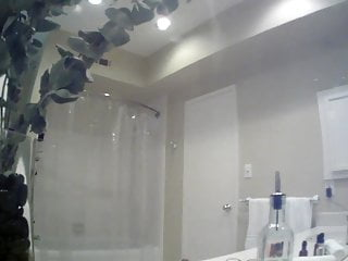 Bisexual roomates Roomate and best friend hidden cam in bathroom
