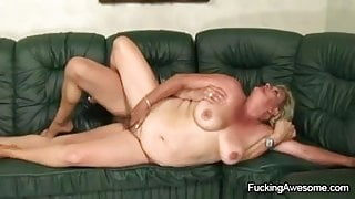 Naughty Mature Gal Gets Fucked By A Younger Guy