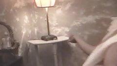 masseuse lets husband film a client