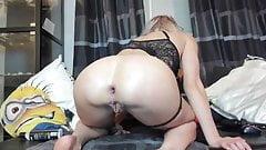 Massive anal