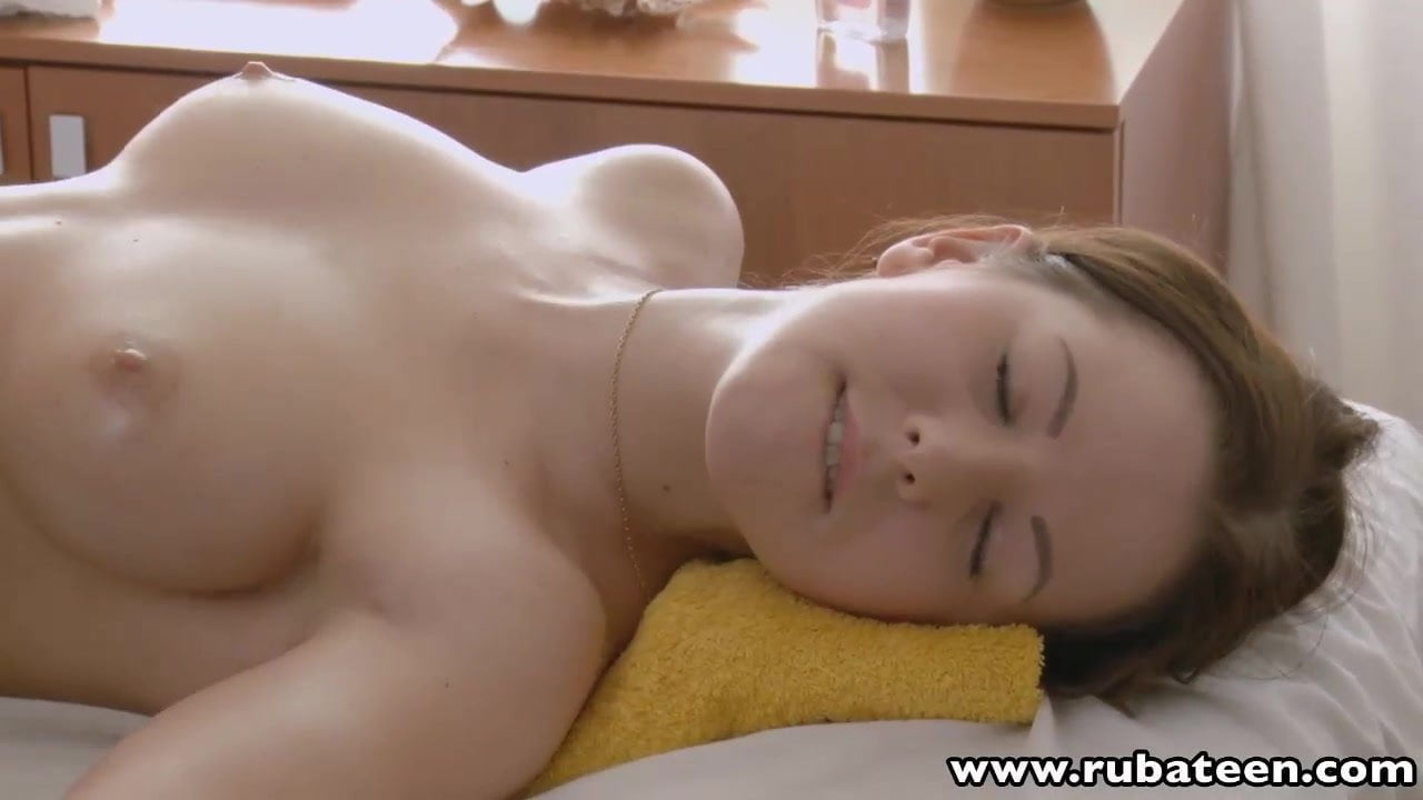 Teen tits massage