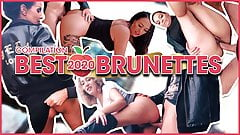 HOT BRUNETTES fucked outdoors by stranger! Dates66.com
