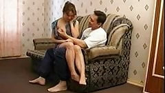 HYE Daughter Agrees To A Night In With Daddy !