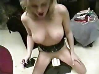 Woman fucking machine movie gallery Beautiful woman enjoying a ride on a sybian