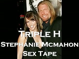 Paul levesque and stephine mcmahon porn - Wwe triple h and stephine sex tape spoof
