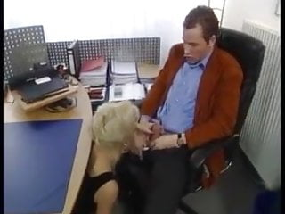 Michaela switching sexes transsexual Michaela reich - sex in office