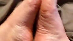 Delicious Feet Livestream 4