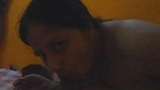 Desi Aunty hard fucked by her boss