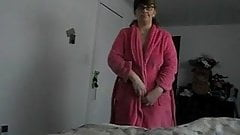 my wife Amber fingering pussy and sucking my cock.