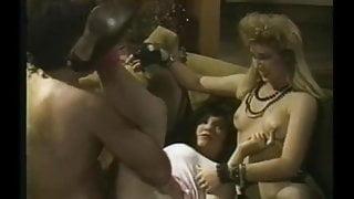 Little Oral Annie, Ron Jeremy, threesome