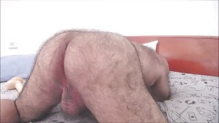 LOVE cumming with dildo touching my hole