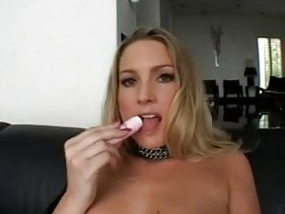 Flowers bikini Squirt queen flower takes big black cock balls deep