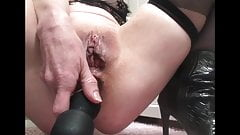 French amateur whore slave gets anal prolapse – beginner