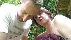 Er fickt ihre Schwester und seine Frau beim Ausflug durch