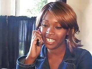 Xhamster roni pantyhose 2 hot ebony tender ronis go at it...kyd