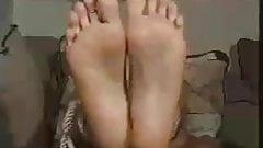 Amber Allen Feet Tickled by Tawney LaShelle