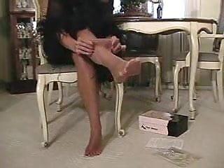 Dita van teese naked Dita stockings